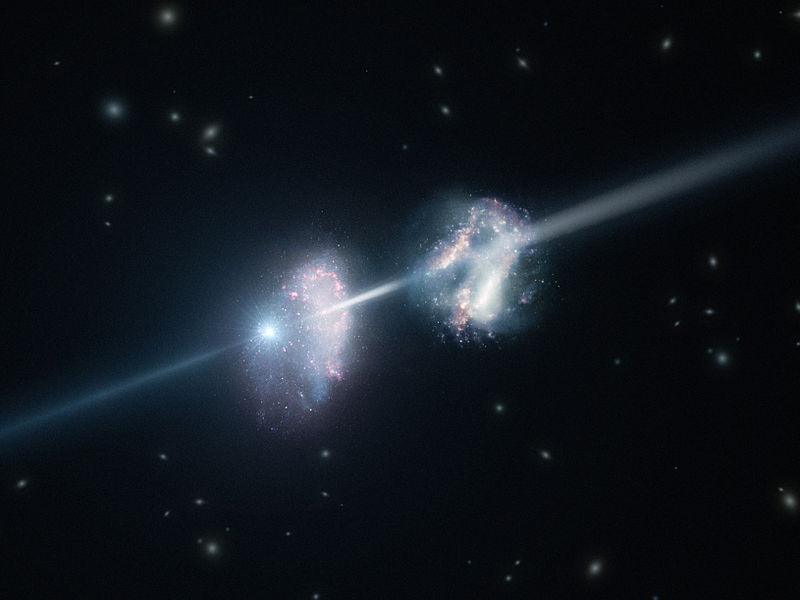 800px-Artist's_impression_of_a_gamma-ray_burst_shining_through_two_young_galaxies_in_the_early_Universe_(original)
